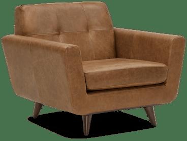 hughes leather chair santiago ale
