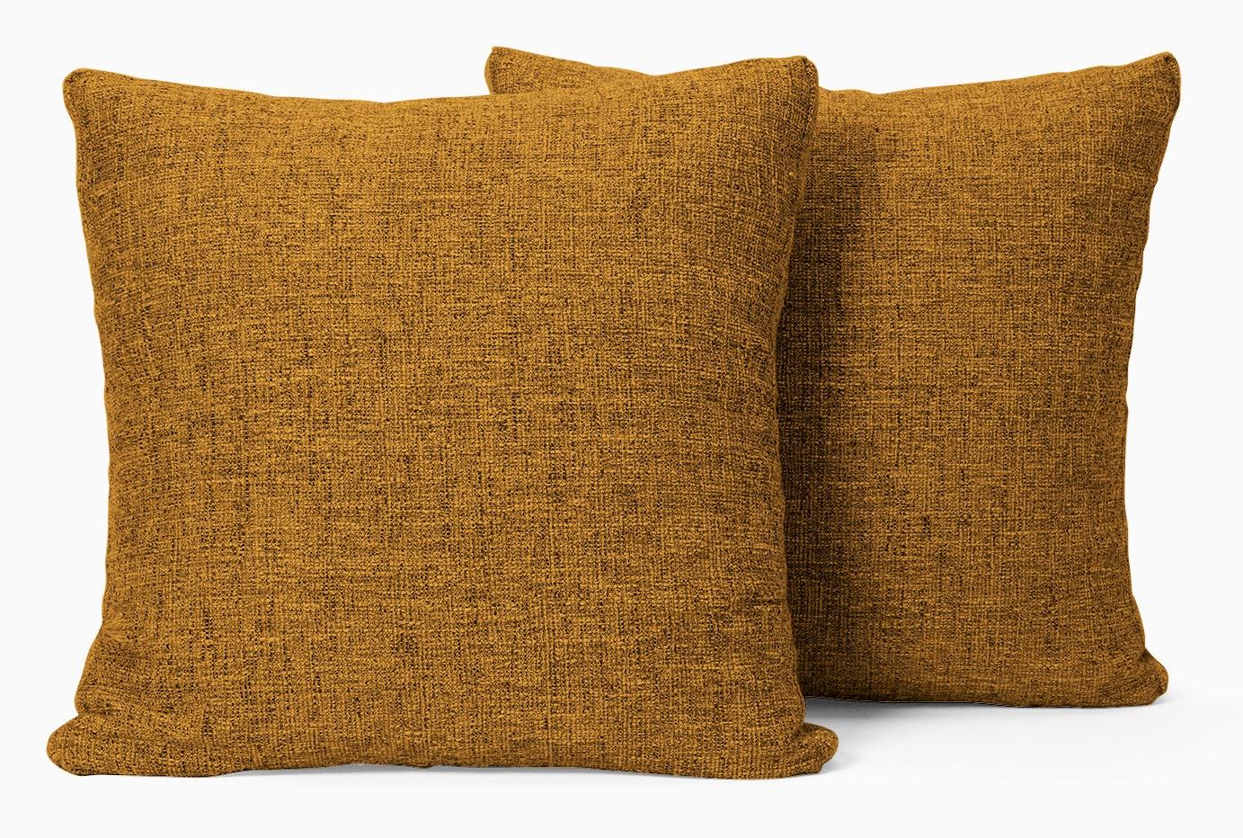 decorative boxed pillows %28set 2%29 cordova amber