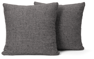 decorative boxed pillows %28set 2%29 taylor felt grey