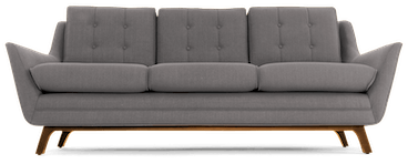 eastwood sofa taylor felt grey