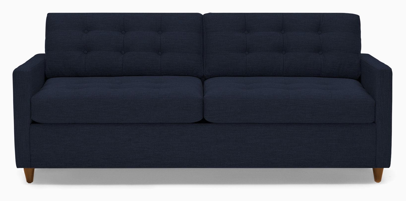 eliot sleeper sofa sunbrella premier indigo