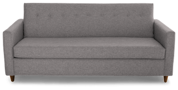 korver sleeper sofa taylor felt grey