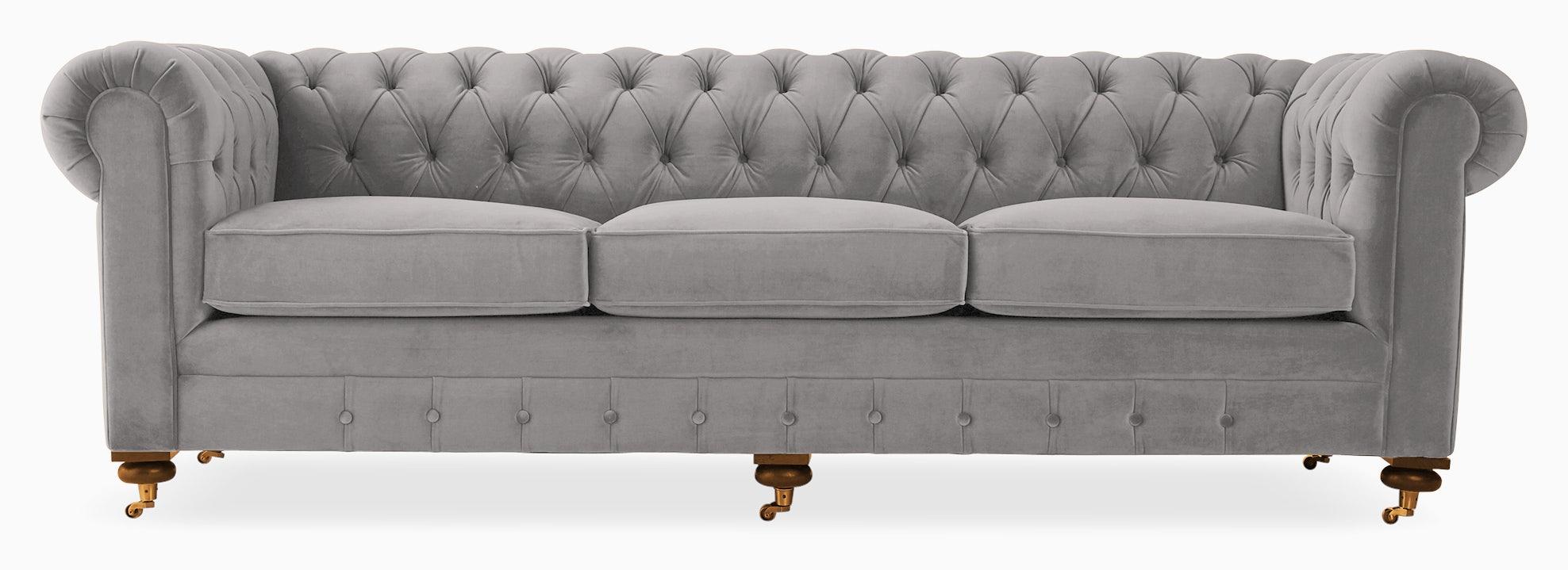 liam sofa taylor felt grey