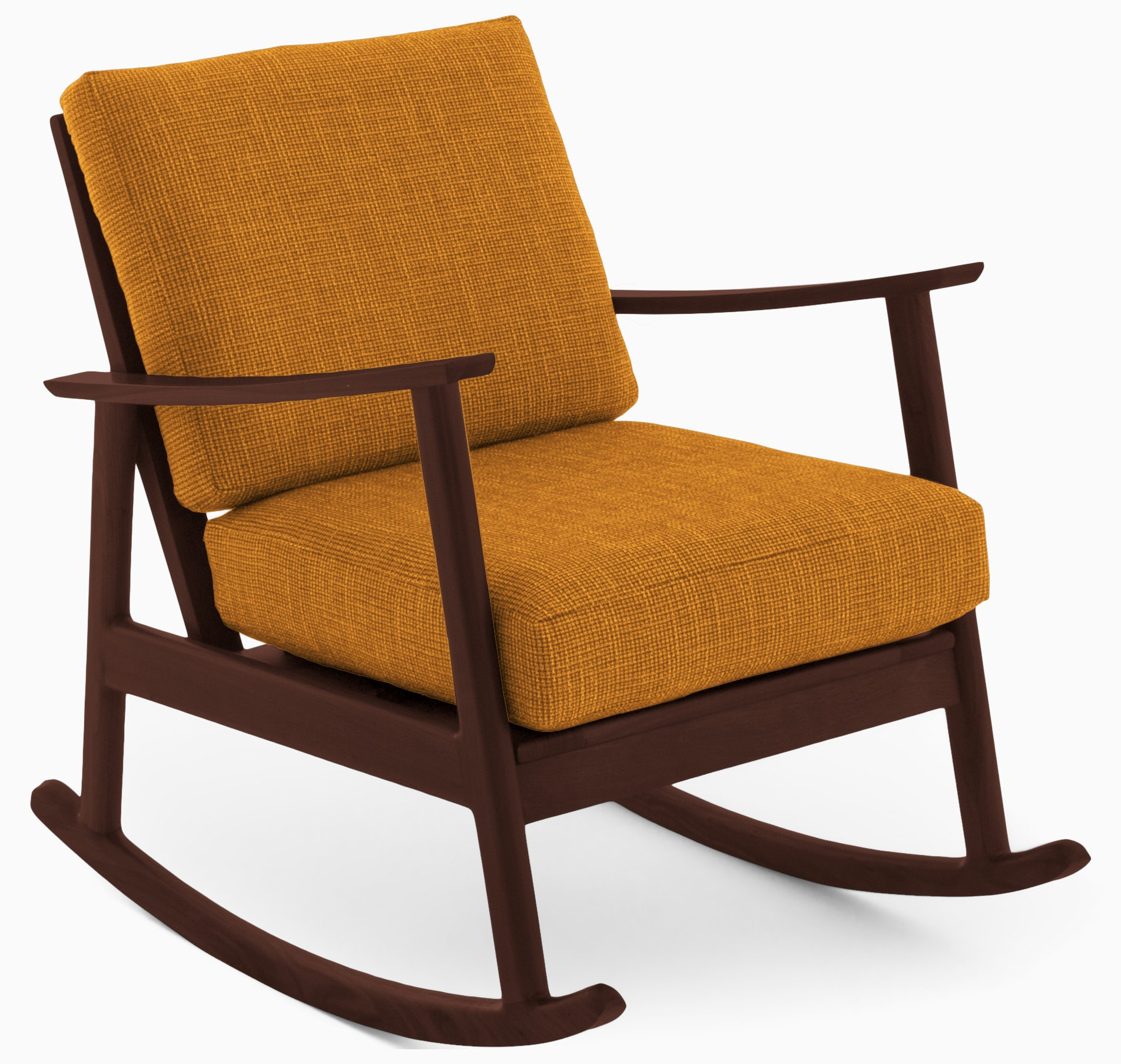 paley rocking chair cordova amber