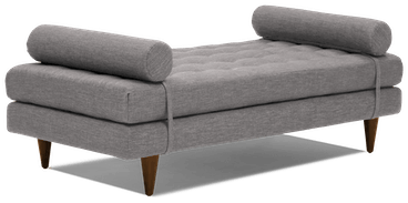eliot daybed taylor felt grey
