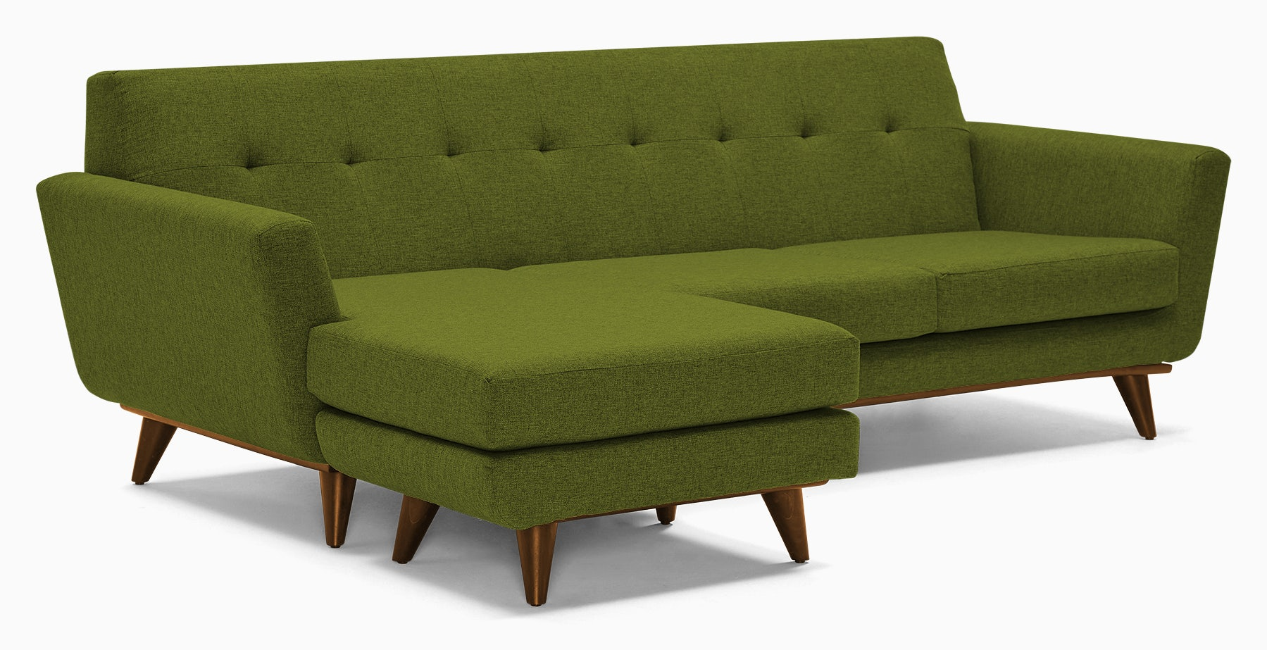 hughes reversible sectional royale apple