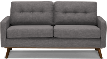 hopson apartment sofa taylor felt grey