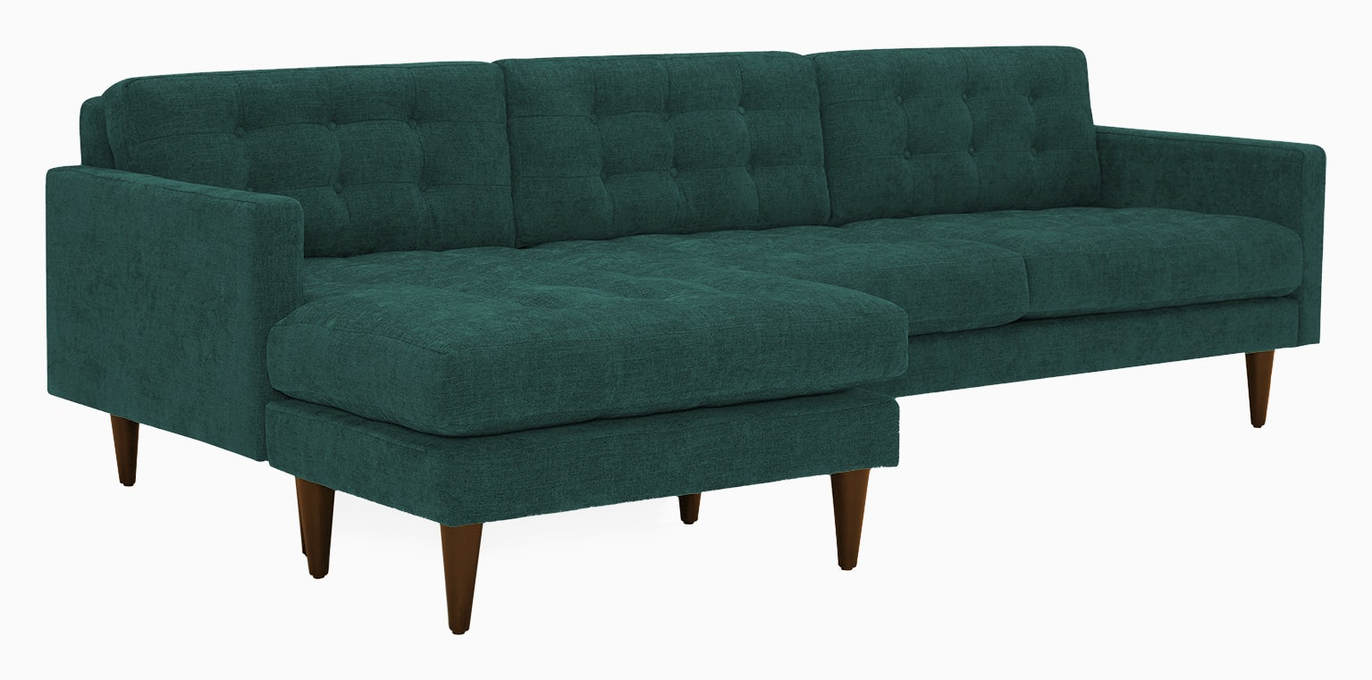 eliot reversible sectional prime peacock