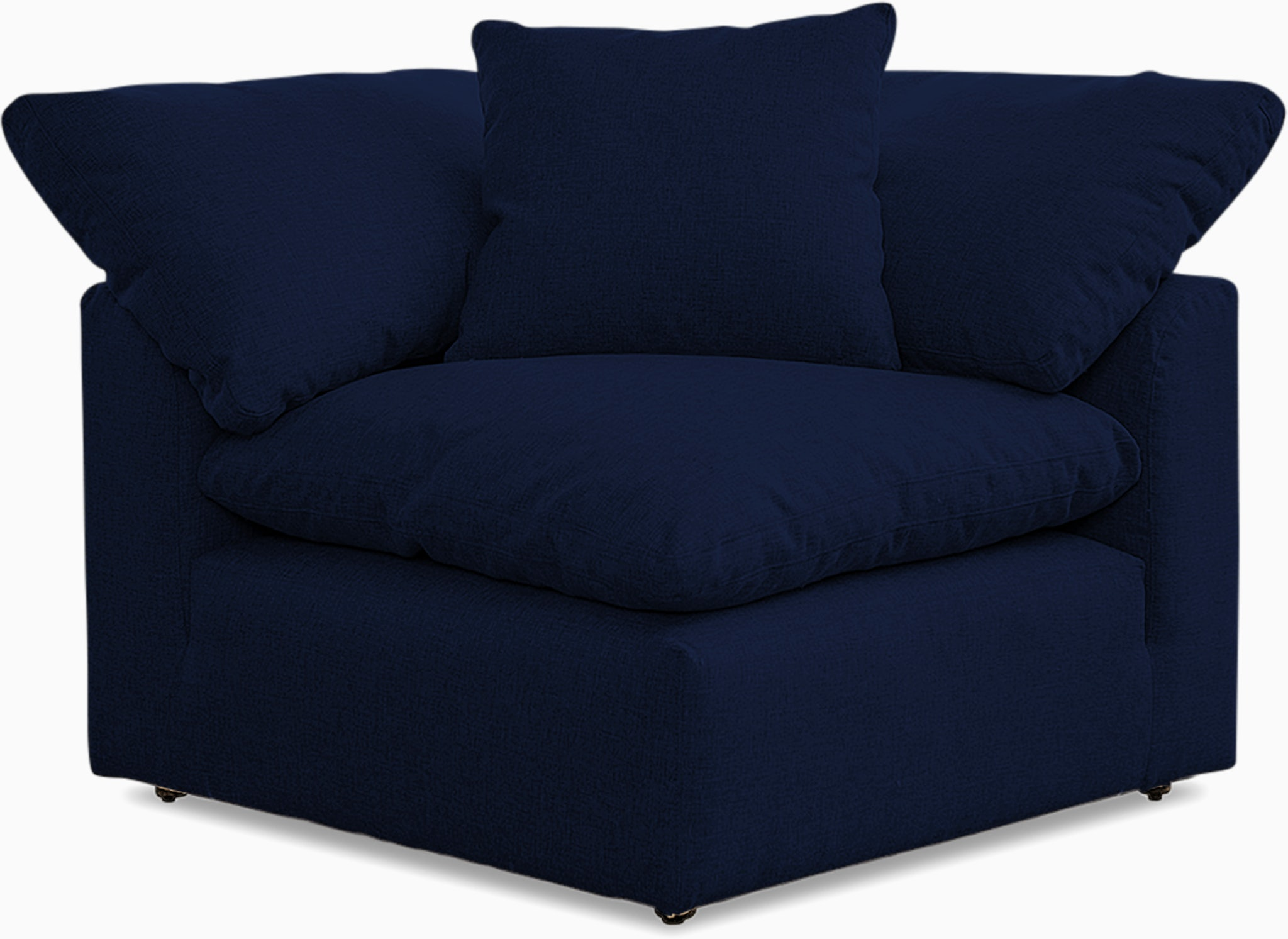 bryant corner chair royale cobalt