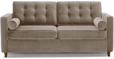 braxton sleeper sofa taylor felt grey