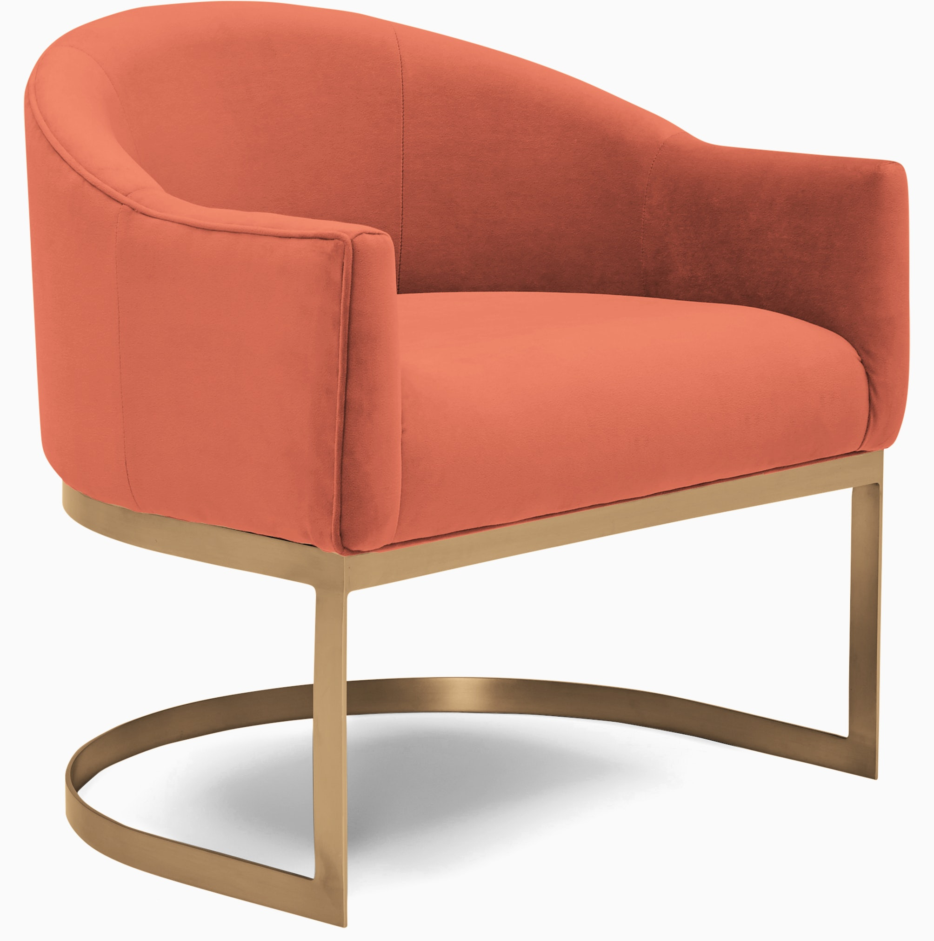 jolie accent chair key largo coral