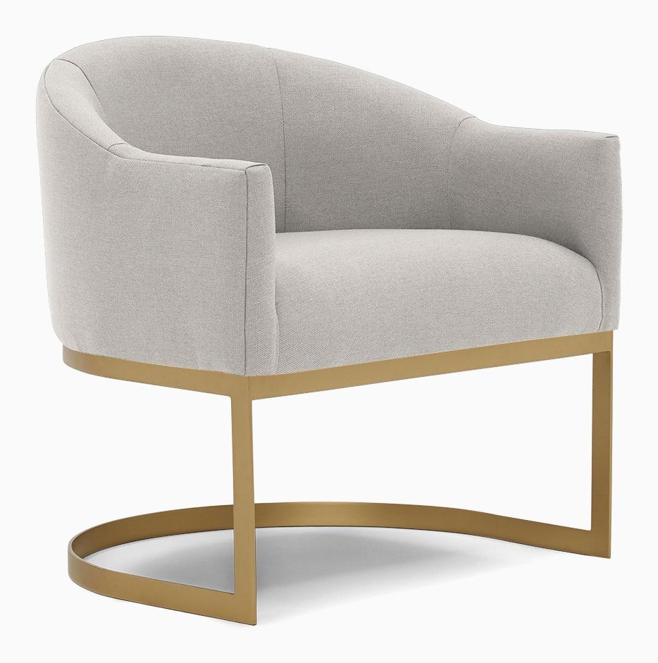 jolie accent chair lucky divine