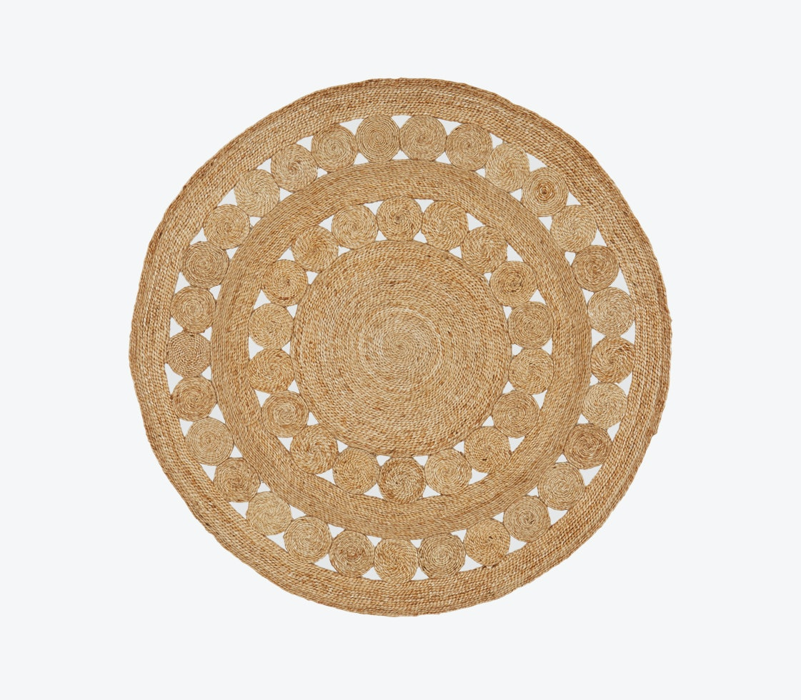 Tabris Rug Neutral 5ft Round