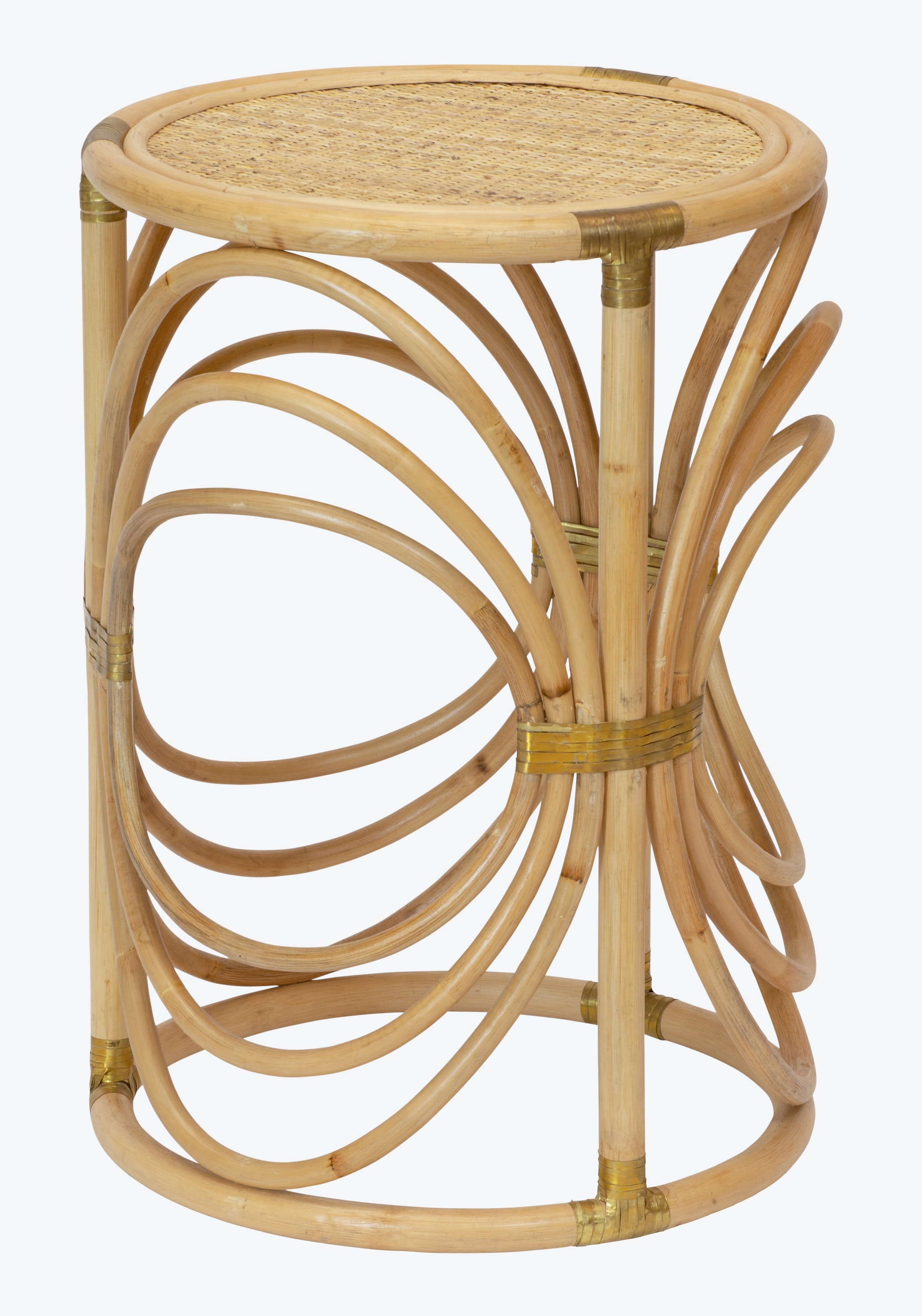 Audrey End Table Natural