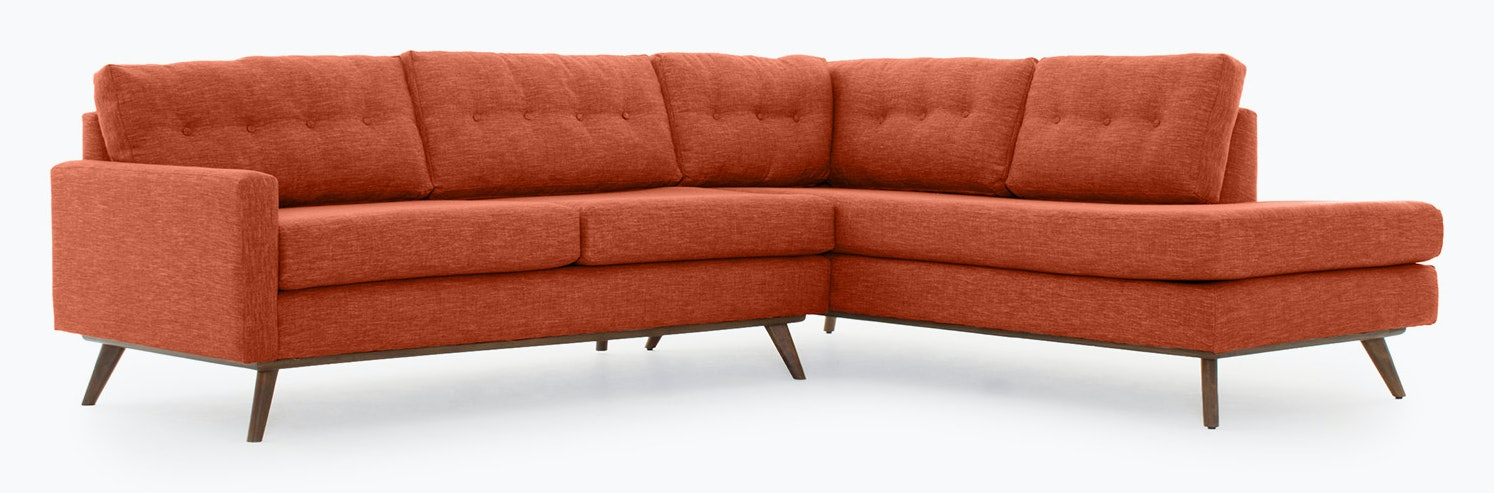 hero hospon sectional