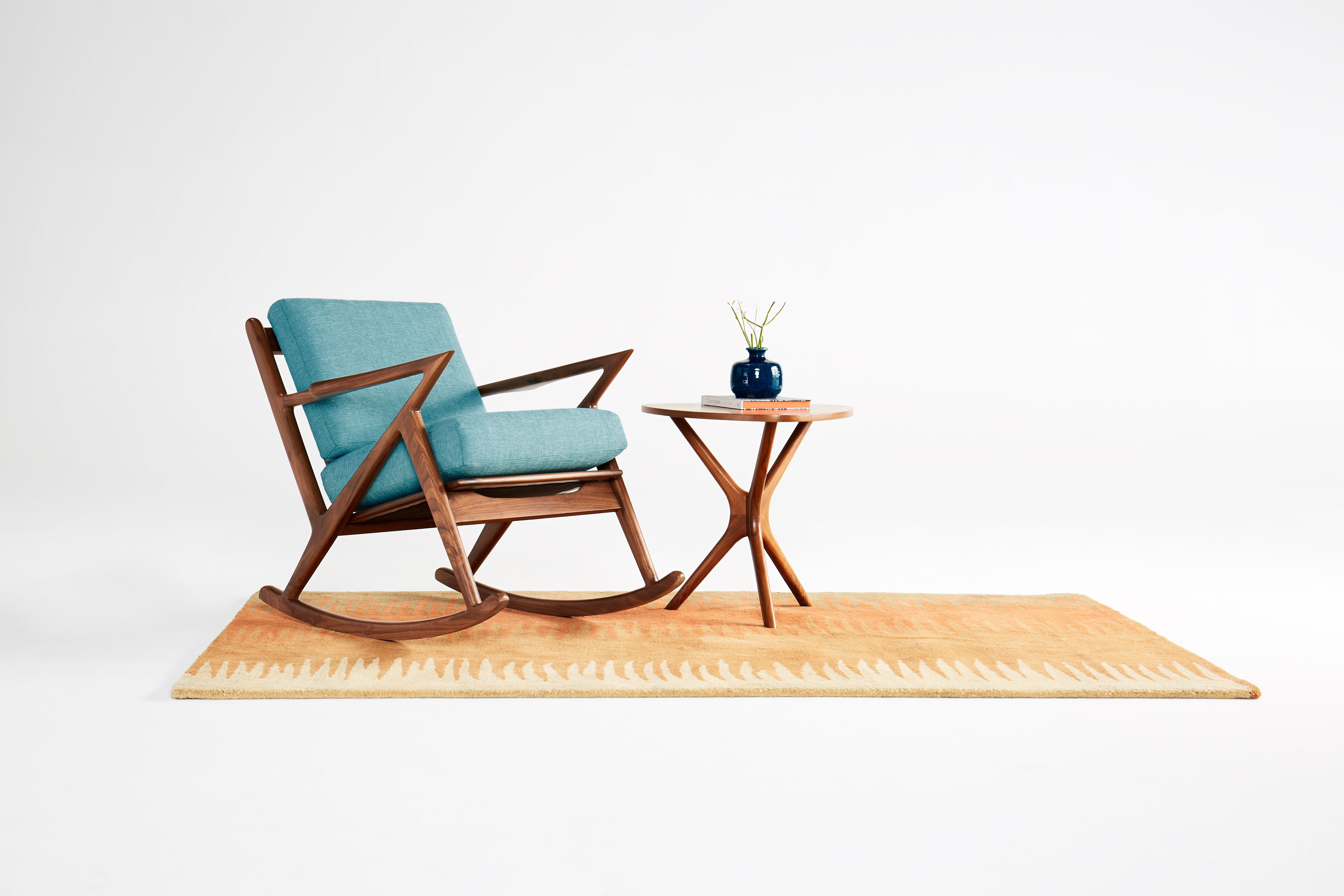 Soto Rocking Chair Notion Thunderbird