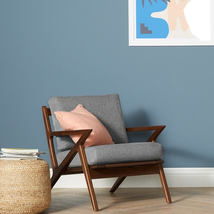 Soto Apartment Chair Taylor Felt Grey