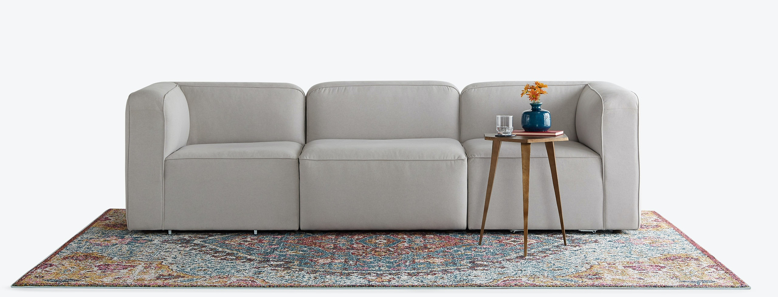 hero logan modular sofa backlog