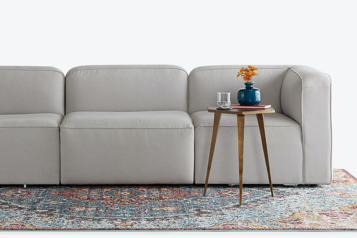 hero logan modular sofa backlog