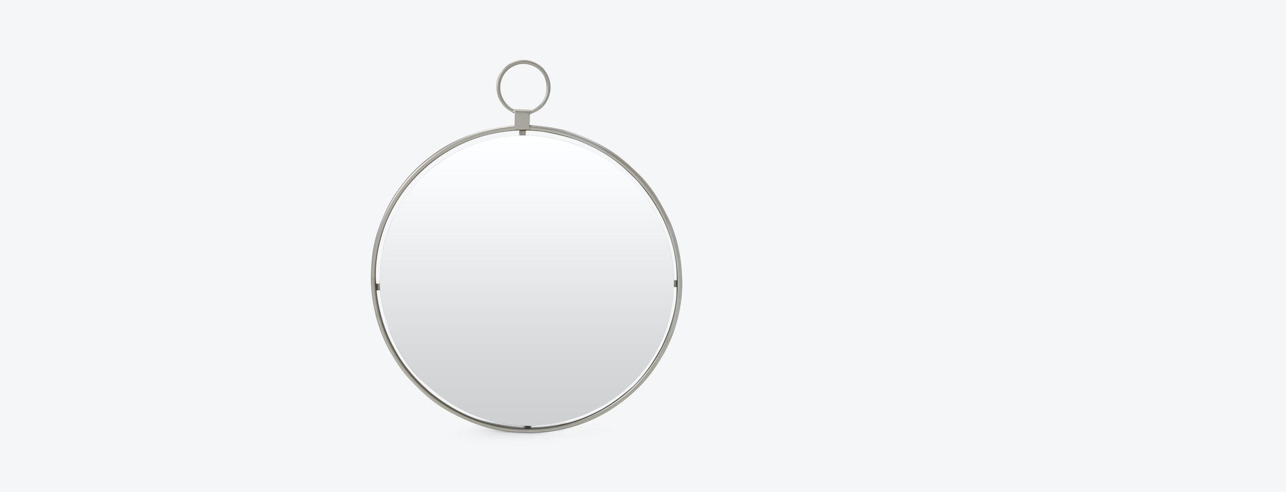Yellen Mirror Grey