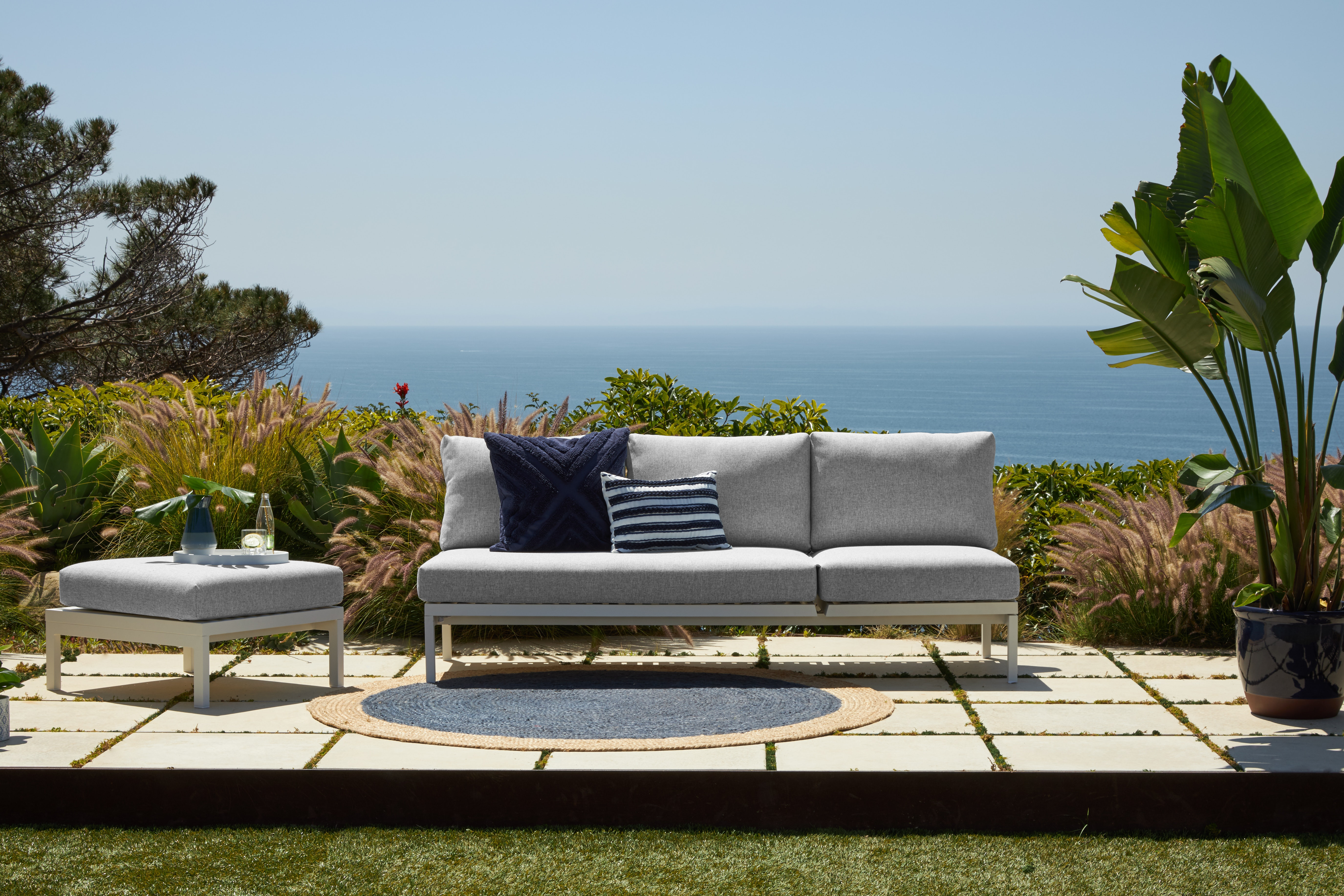 Scout Sofa Outdoor Sofa Right